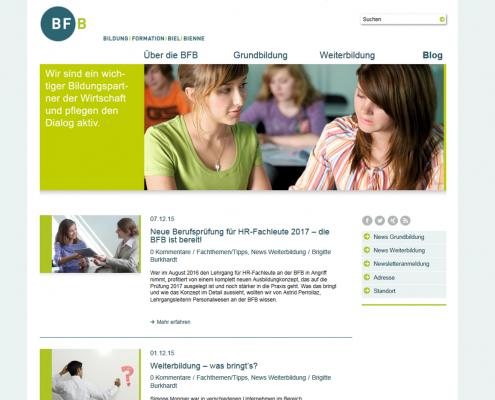 Website BFB 1